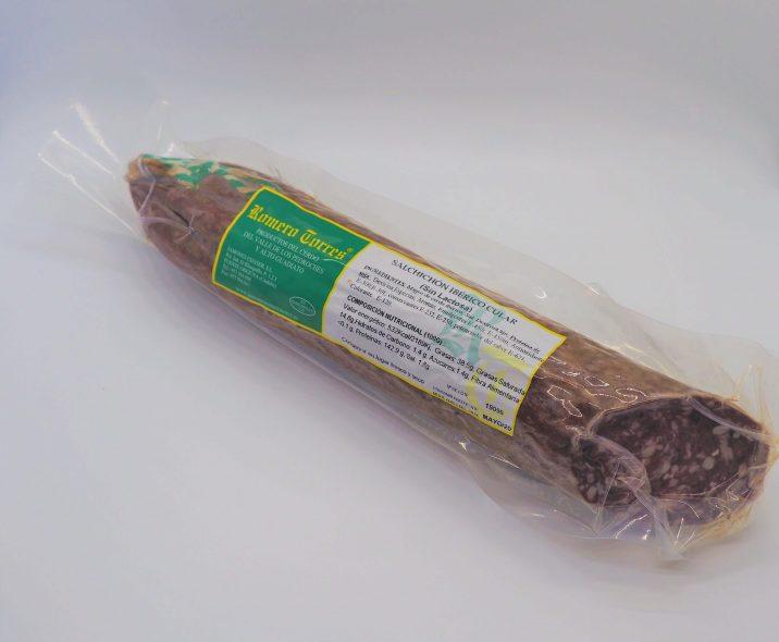 comprar salchichón ibérico online