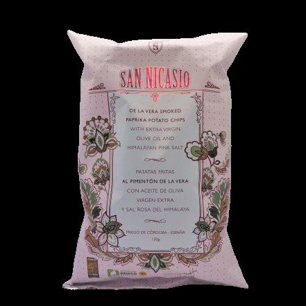 Patatas San Nicasio de pimentón