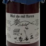 Miel de mil flores Lobatejo